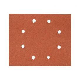 1/4 feuille velcro pré-perforée -8 perforations en cercle