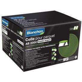 Colle AB2000 Blanchon pour parquet massif