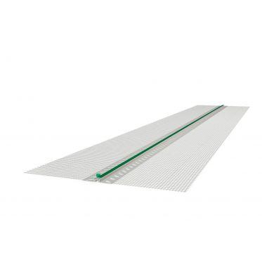 Profil de joint de dilatation 6 mm (mouvement) 2m de long