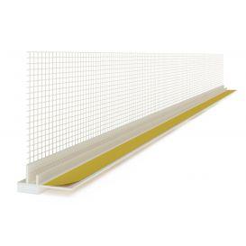 Profile de protection pour portes et fenêtres en PVC