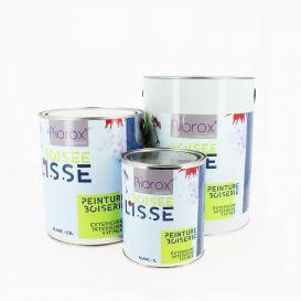 Peinture spéciale boiseries Boisée Lisse blanche Biorox