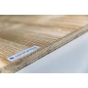 Panneau en laine de bois pour pose en sarking Beobio