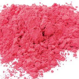 Rose à la chaux pigment naturel