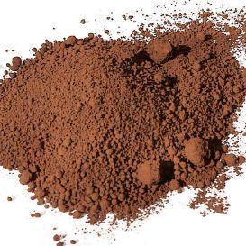 Brun clair (oxyde de fer) pigment synthétique