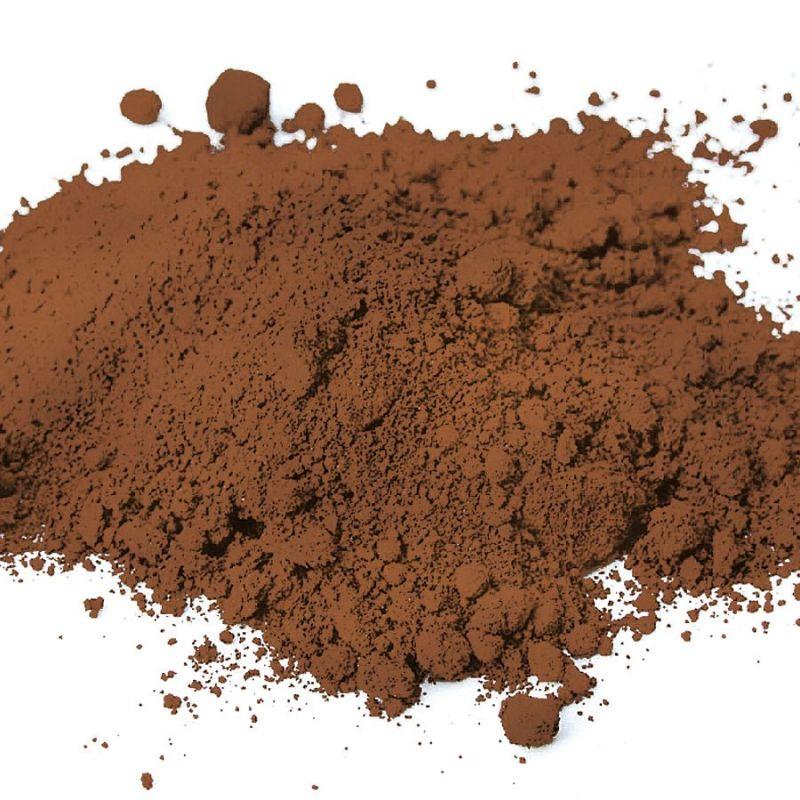 Brun foncé (oxyde de fer) pigment synthétique