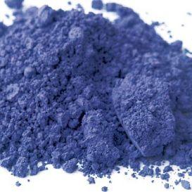 Violet Outremer pigment synthétique