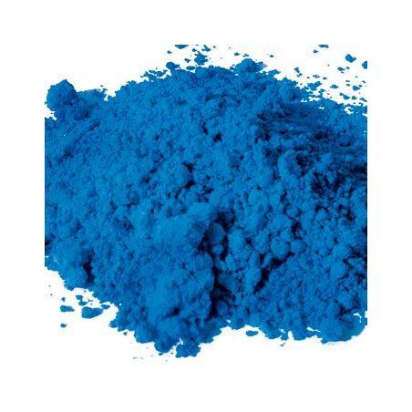Bleu lumière déco (oxyde de cobalt) pigment synthétique