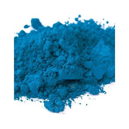 Bleu déco (oxyde de cobalt) pigment synthétique