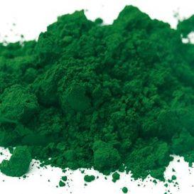 Vert foncé pigment organique synthétique