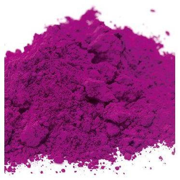 Violet lumière pigment organique synthétique