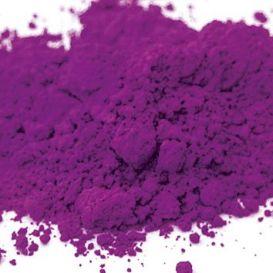 Carmin violet pigment organique synthétique