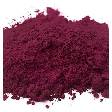 Rouge rubis foncé pigment organique synthétique