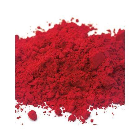 Rouge rubis clair pigment organique synthétique