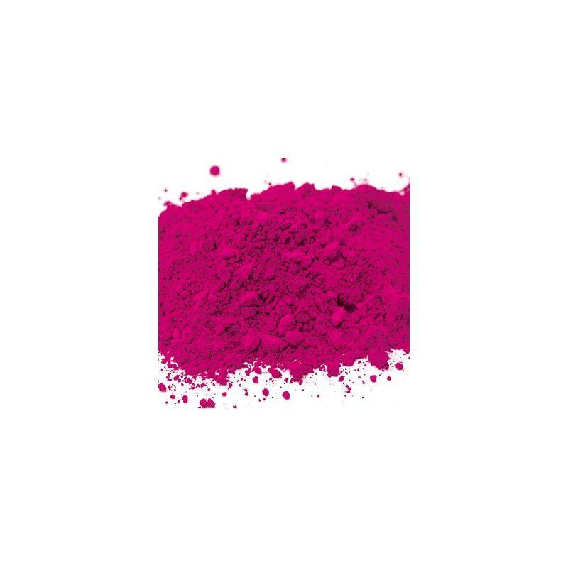 Rose magenta pigment organique synthétique