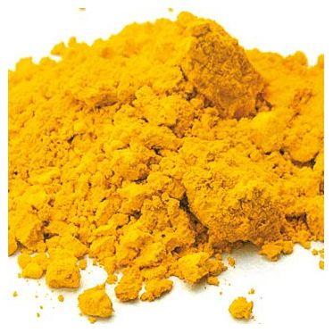 Jaune bouton d'or déco pigment organique synthétique