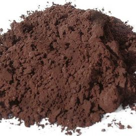 Ombre calcinée pigment naturel