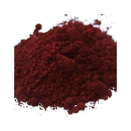 Rouge Van Dyck pigment naturel