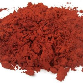 Rouge de Venise pigment naturel