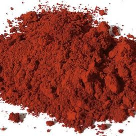 Ocre rouge Apt pigment naturel