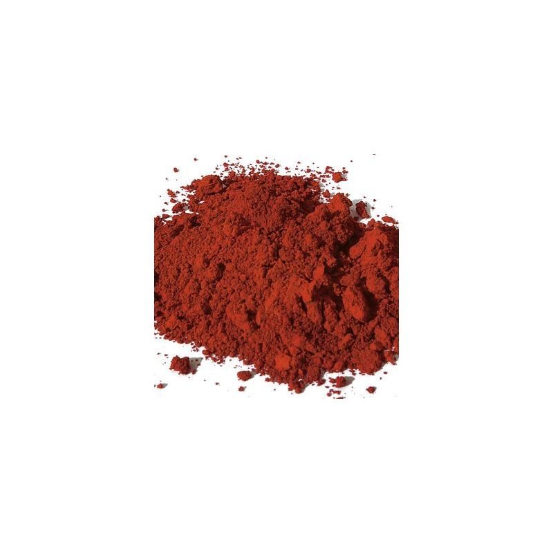 Ocre rouge Apt pigment naturel
