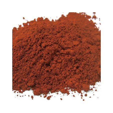 Ocre abricot pigment naturel