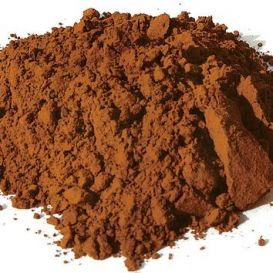 Sienne naturelle pigment naturel