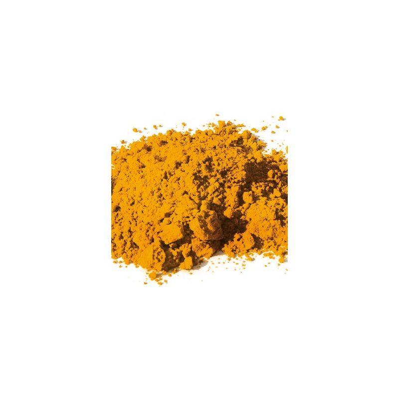 Terre Jaune CR pigment naturel