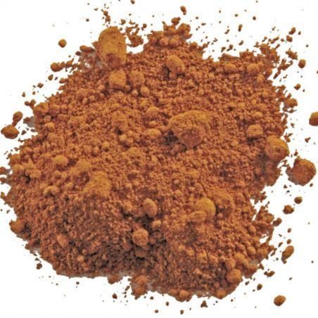Terre orangée pigment synthétique
