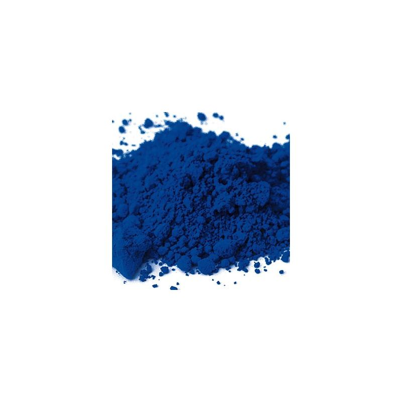 Bleu outremer foncé n°2 pigment synthétique