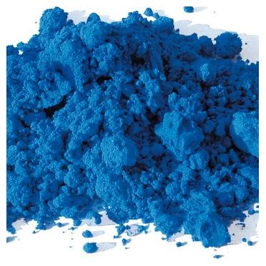 Bleu outremer surfin pigment synthétique