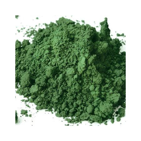 Vert clair (Oxyde de chrome) pigment synthétique