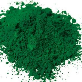 Vert foncé rv15 (Oxyde de chrome) pigment synthétique