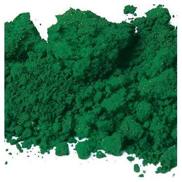 Vert tendre pigment synthétique