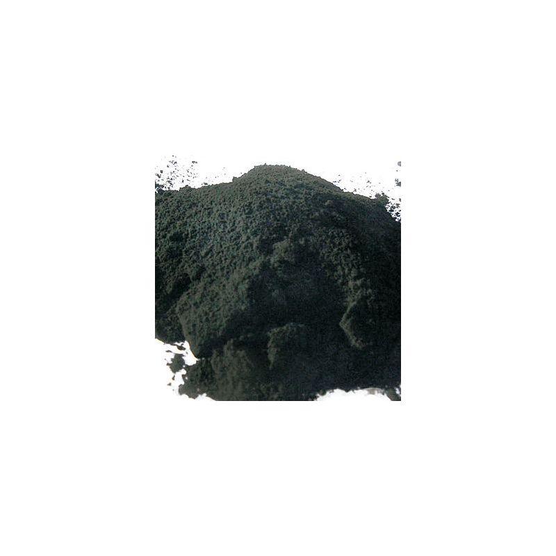 Noir minéral profond pigment synthétique organique