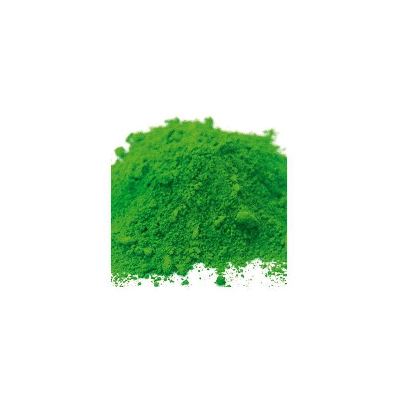 Vert de Syrie pigment organique synthétique