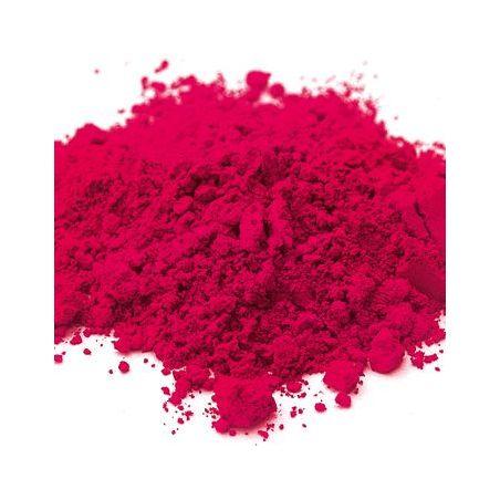 Rouge fuschia déco pigment organique synthétique