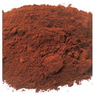 Rouge de Pouzolle pigment naturel