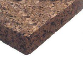 Plaque de liège expansé surcomprimé 170-190 kg/m³