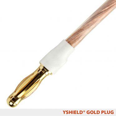 Cable de mise à la terre GC de 100 cm de long Yshield