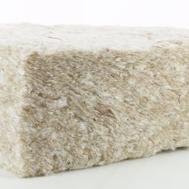 Isolant fibres végétales flex 40 kg/m³ en panneau