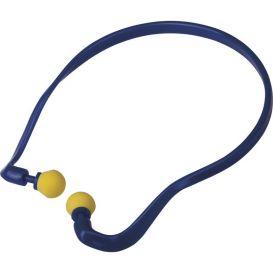Bouchons d'oreilles PU ronds avec arceau taille unique