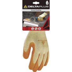 Gant tricot polycoton/paume enduite latex DPVE730
