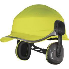 Coquilles Interlagos Light HE antibruit pour casque de chantier
