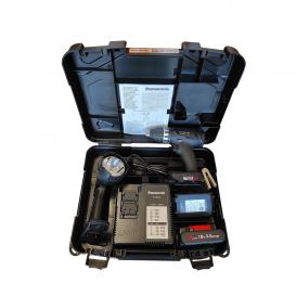 Coffret perceuse/visseuse EY451 avec lampe Panasonic