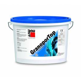 Enduit à résine acrylique Granopor Top Baumit