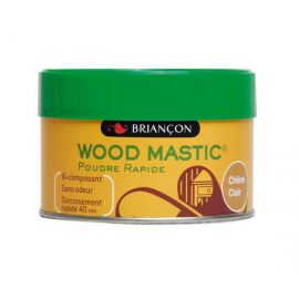 Wood Mastic Bi Rapide poudre