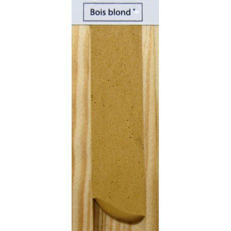 Wood Mastic Bi Rapide poudre teinte bois blond