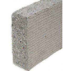 Ouate de cellulose en panneaux 50kg/m3 - Isonat Celflex