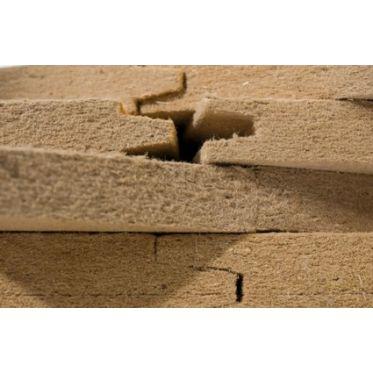 fibres de bois isonat fiberwood univerthabitat. Black Bedroom Furniture Sets. Home Design Ideas