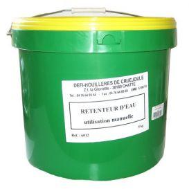 Rétenteur d'eau (utilisation manuelle)